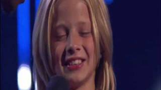 ☆Jackie Evancho Amazing Opera Girl On America's Got