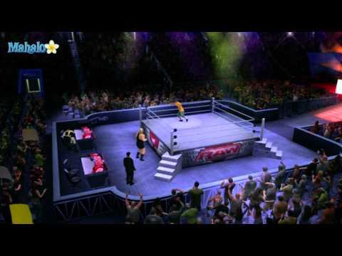 Smackdown Vs Raw 2011 - Road to Wrestlemania - John Cena Vs Big Show