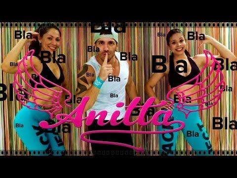 Coreografia (Oficial)  | Bla Bla Bla | Anitta | Equipe Marreta