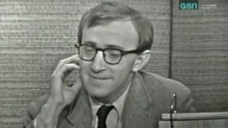 What's My Line? Woody Allen