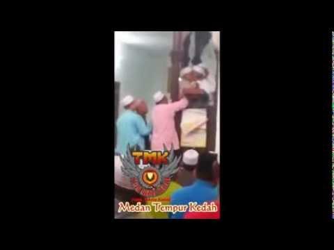 Jemaah Syiah Cium Mulut Khatib Selepas Baca Khutbah..