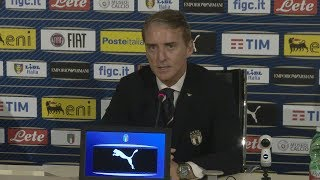 """Mancini: """"Iniziare subito bene con la Finlandia"""""""