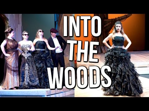 Into the Woods: Day in My Life + LIVE FOOTAGE