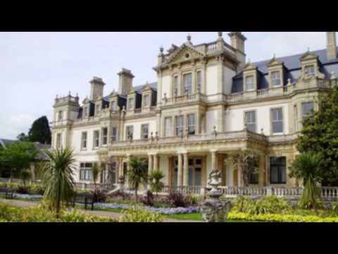 Dyffryn House Gardens Cardiff Bay Caerdydd