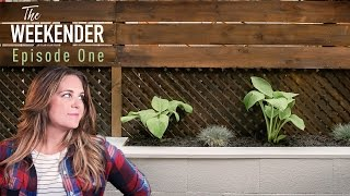 "The Weekender: ""Concrete Jungle Patio"" (Episode 1)"