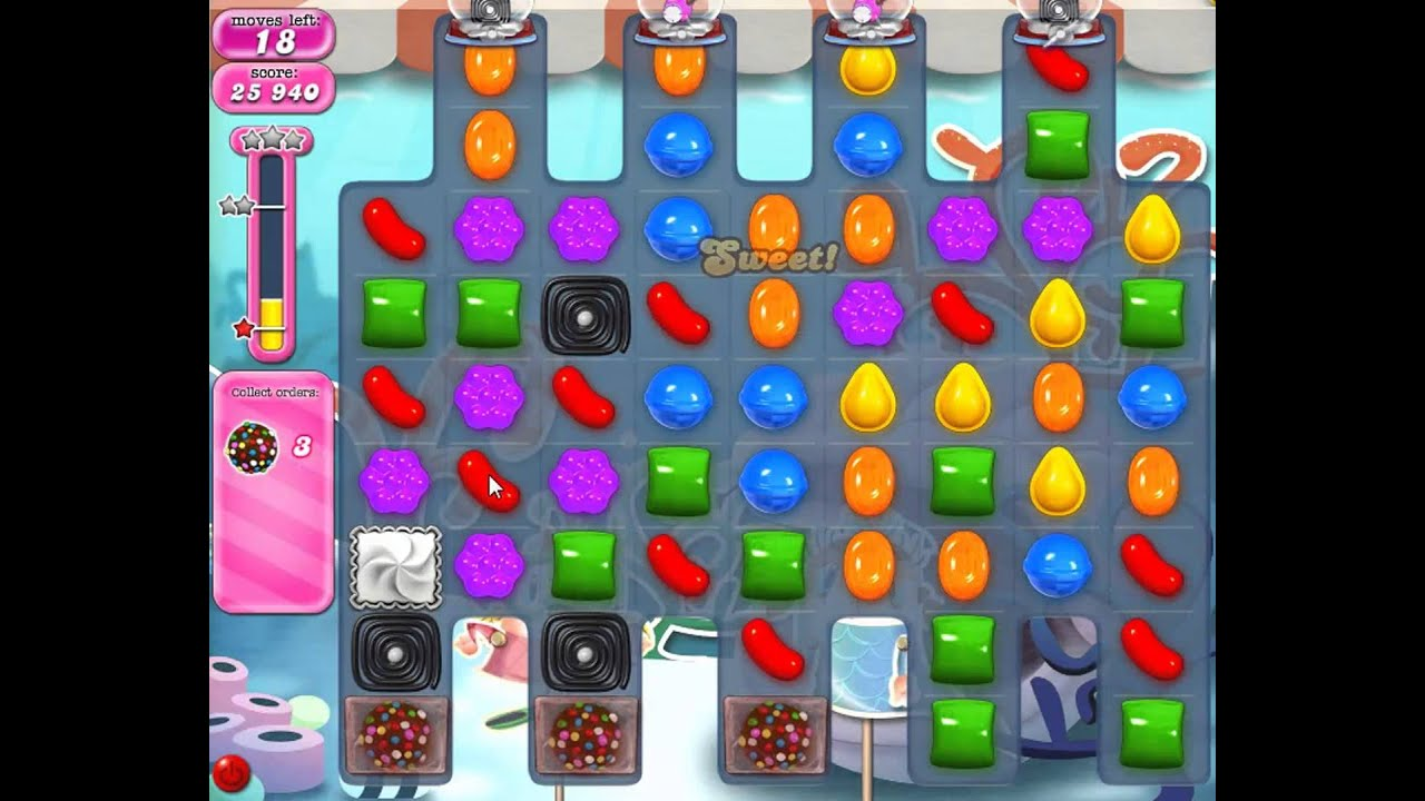 Candy Crush Level 149