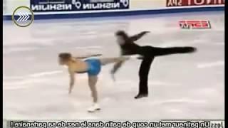 Caídas patinando