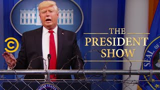 Witch Hunt - The President Show