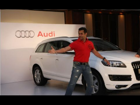 Bollywood Stars & their Cars