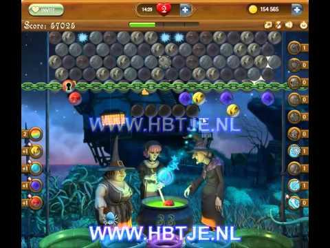 Bubble Witch Saga level 131