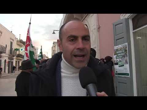 TG 7 PUGLIA Inaugurata nuova sede CISL Bari a Sammichele Di Bari