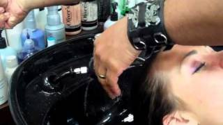 Keratin Smoothing Treatment At Oliver's Hair Salon
