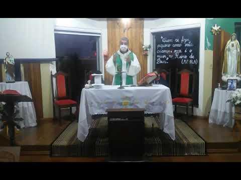 Santa Missa | 16.08.2021 | Segunda-feira | Padre Robson Antônio | ANSPAZ