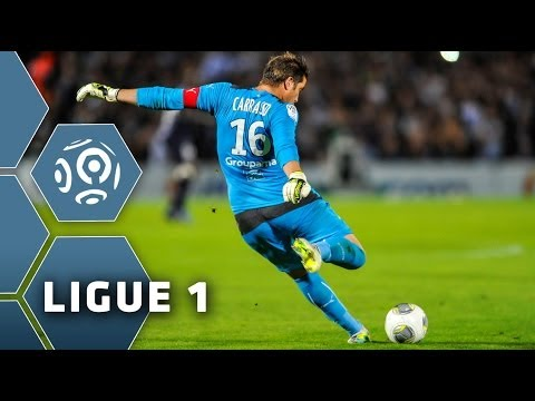 EA Guingamp - Girondins de Bordeaux (0-1) - 04/12/13 -  (EAG - FCGB) - Highlights