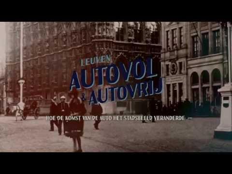 Leuven Autovol & Autovrij - TRAILER