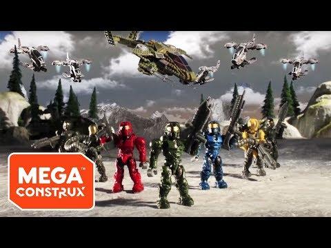 Mega Bloks Halo -- Assault on Squad 45: Episodes 1 - 4