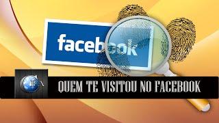 Saber Quem Te Visitou No Facebook