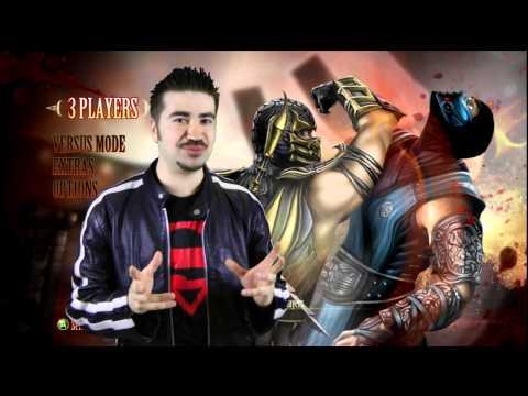 Hình ảnh trong video Mortal Kombat Angry Review (2011)
