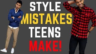 5 Fashion Mistakes EVERY Teen Makes