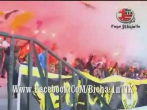 Crackage   Ultras Yellow Tigers  Contre  AzzeFoun