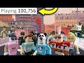 THIS IS A ROBLOX WORLD RECORD IN