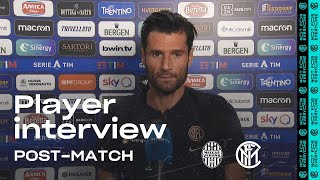 HELLAS VERONA 2-2 INTERVIEW | ANTONIO CANDREVA EXCLUSIVE INTERVIEW [SUB ENG]