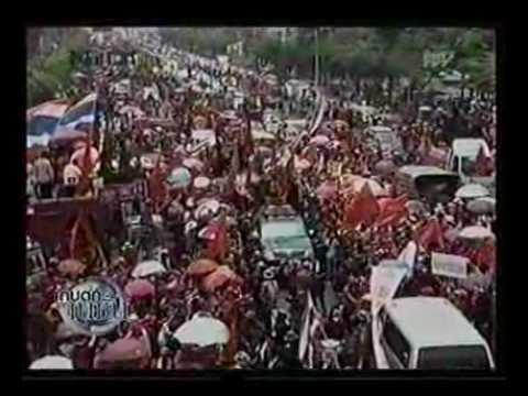 Hi4vn.net - Lấy 1 triệu cc máu để biểu tình ở Thái Lan