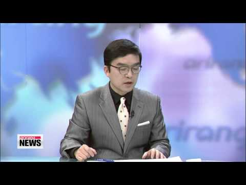 ARIRANG NEWS 16:00   President Park's trip to India and Switzerland to focus on creative