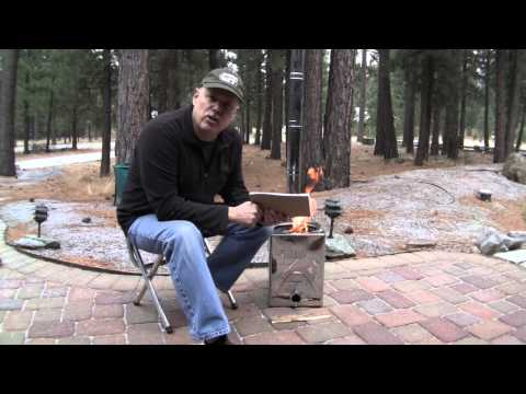 Silverfire Hunter Stove Update