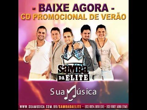 Samba da Elite CD Promocional De Verão - Ao Vivo