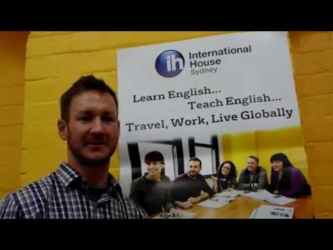 International House Sydney-Student Testimonial 2014 -- CELTA