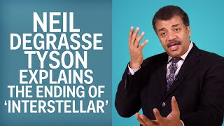 Neil deGrasse Tyson on the Science of Interstellar