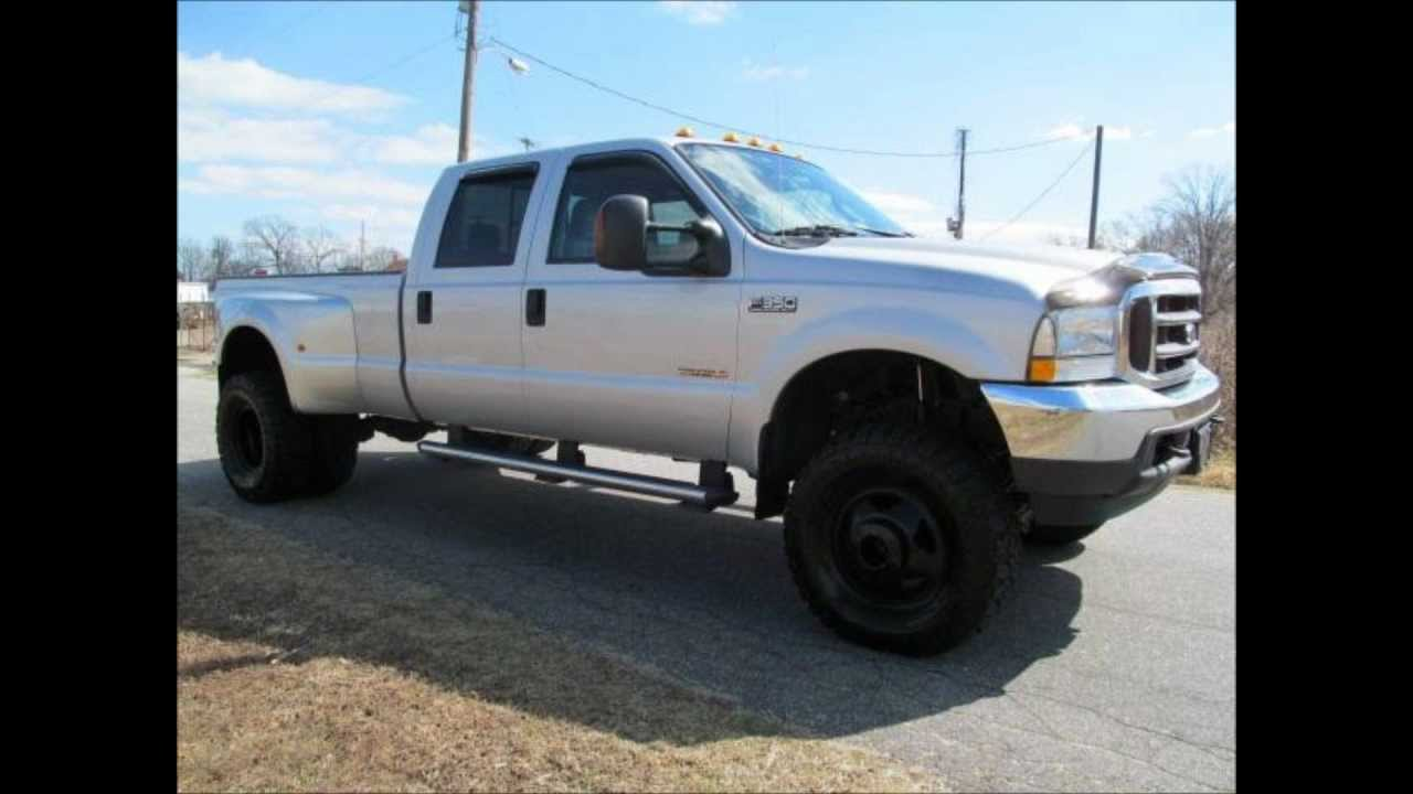 2004 ford f 350 diesel dually lariat lifted truck for sale youtube. Cars Review. Best American Auto & Cars Review