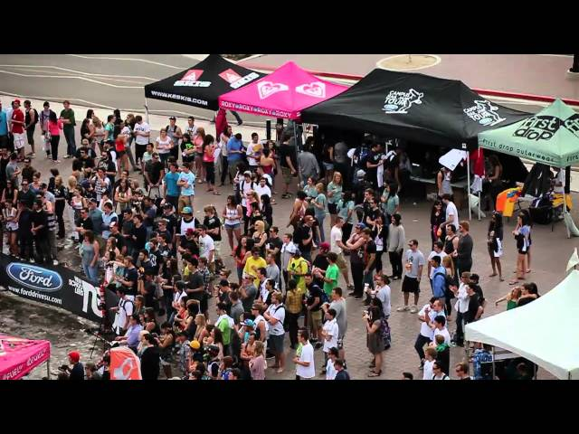 Ford CRJT 2011 Event Highlights - UNR.mov