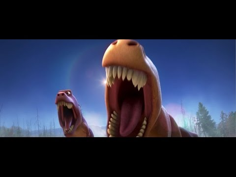 The Good Dinosaur Trailer UK - Official Disney Pixar | HD
