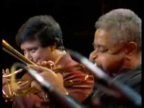 Dizzy Gillespie en Cuba. Arturo Sandoval.