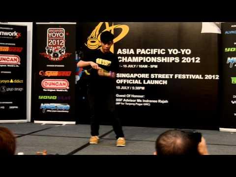 C3yoyodesign Present: AP2012 5A Final - Denny Ko Kwan Ho