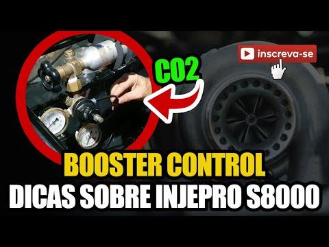 Dicas de Como Configurar o Booster Control - INJEPRO