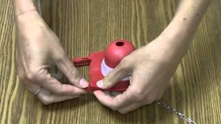 How To Install A Korky® Universal 3 Inch Toilet Flapper