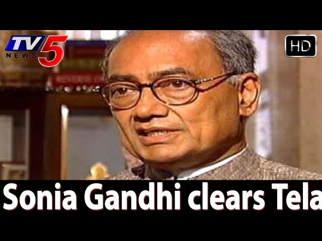 Govt to prepare Cabinet note on Telangana formation  - TV5