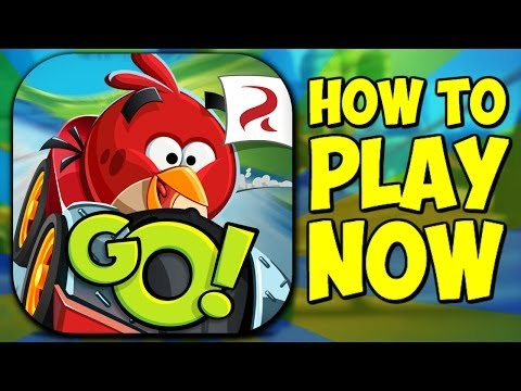 How To Download / Play ANGRY BIRDS GO! (Before December 11th)