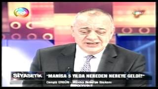 Cengiz Ergün EGE TV'de Önemli açıklamalarda bulundu