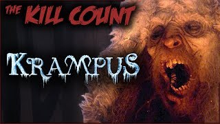 Krampus (2015) KILL COUNT [Capture Count]