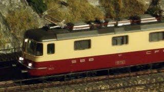 Faszination Gotthardbahn - Gotthard Modellbahn