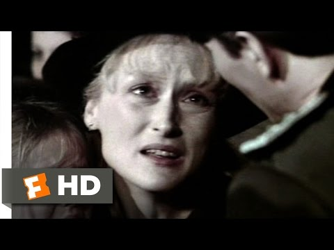 I Can't Choose! - Sophie's Choice (9/10) Movie CLIP (1982) HD
