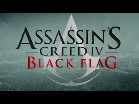 Assassin's Creed IV: Black Flag — первый трейлер