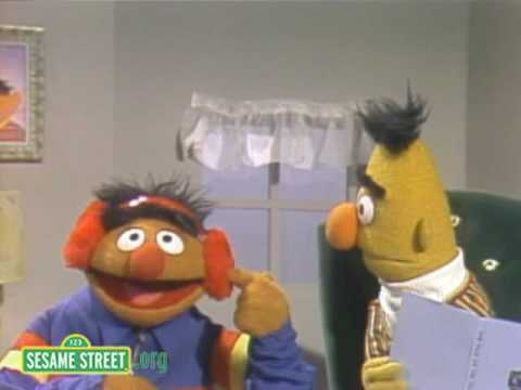 Sesame Street: Ernie's Guessing Game With Bert