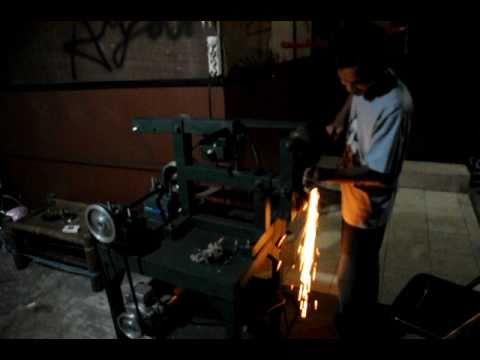 DIY BELT GRINDER JAKARTA.AVI