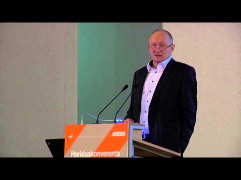 Jaak Aaviksoo kõne hariduskonverentsil