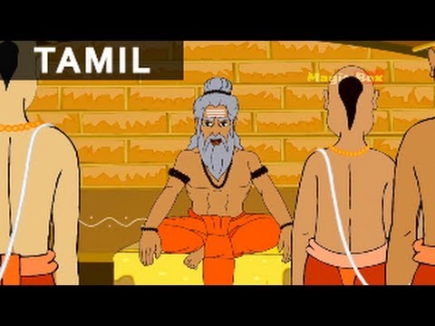 Foolish Disciple Kids Animation Cartoon Story